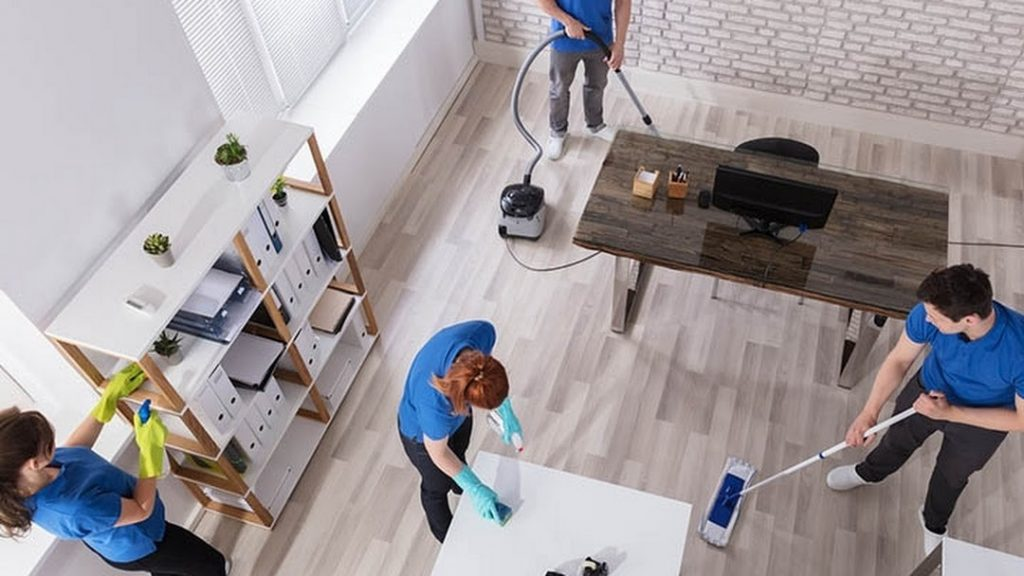cleaning materials supplier in Qatar